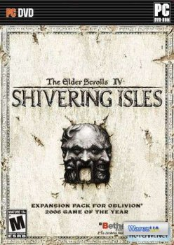 Компьютерная игра The Elder Scrolls IV: Shivering Isles DVD