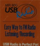 FM-тюнер FM Tuner AverMedia U FM Radio MR-800