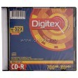 Диск CD-R Digitex 700Mb 52x speed