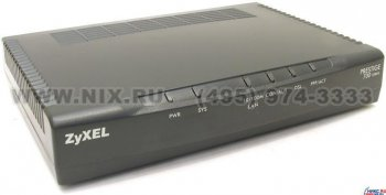 Маршрутизатор ZyXEL Prestige 791R EE EXT (RTL) G.shdsl Router, 1 Port 10/100