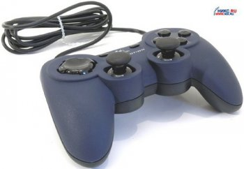 Геймпад Logitech Dual Action Gamepad USB (10кн., 8 поз.перекл., 2 mini joysticks)<963292>