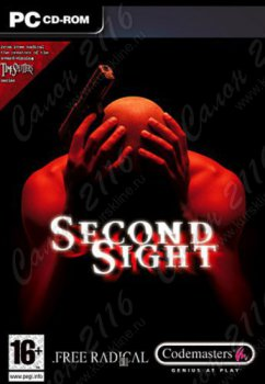 Компьютерная игра Second Sight DVD-ROM