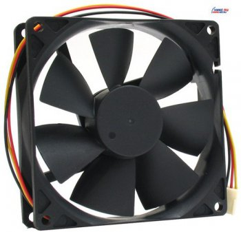 DC FAN 9x9х2.5см TITAN DC FAN <TFD-9225M12S> for m/tower (SMART, 90x90x25mm)