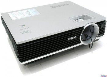 BenQ Projector MP770 (DLP, 1024x768, DVI, D-Sub, RCA, S-Video, USB, ПДУ) Совместимость 480p, 576p; HDTV 720p, 1080i