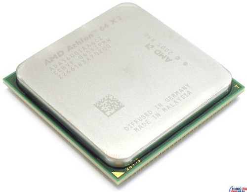 Процессор AMD ATHLON-64 X2 5600+ (ADA5600) 2Мб/ 1000МГц BOX Socket AM2