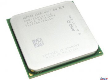Процессор AMD ATHLON-64 X2 4800+ (ADO4800) 1Мб/ 1000МГц BOX Socket AM2