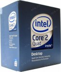 Процессор Intel Core 2 Quad Q6600 2.4 ГГц/ 8Мб/ 1066МГц BOX 775-LGA 4 ядра, Kentsfield.