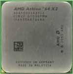 Процессор AMD ATHLON-64 X2 5000+ (ADA5000) 1Мб/ 1000МГц Socket AM2