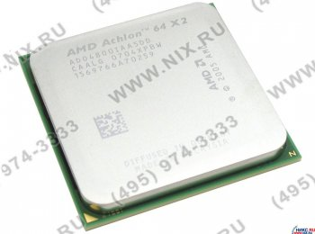 Процессор AMD ATHLON-64 X2 4800+ (ADO4800) 1Мб/ 1000МГц Socket AM2
