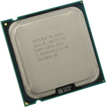 Процессор Intel Core 2 Duo E6550 2.33 ГГц/ 4Мб/ 1333МГц 775-LGA