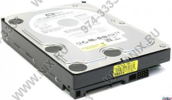 Жесткий диск 400 Гб SATA-II 300 Western Digital <4000AAKS> 7200rpm 16Mb