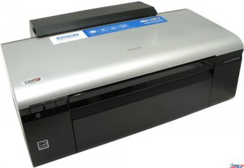 Принтер Epson STYLUS Photo R290 (A4, 5760dpi, 6 красок, печать на CD/DVD USB2.0)