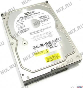 Жесткий диск 250Гб SATA-II 300 Western Digital <2500AAKS> 7200rpm 16Mb
