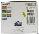 "Видеокамера SONY DCR-SR65E HDD Handycam Video Camera (HDD 40Gb, 25xZoom, 1.07Mpx, MS Duo, стерео, 2.7"", USB2.0)"