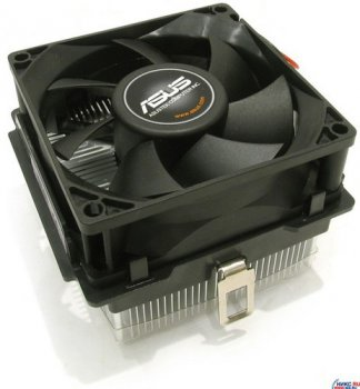 Для процессора ASUS <K8A9-8SB3> Cooler for Socket AM2/754/939/940 (3400 об/мин, 35.5дБ Al)