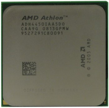 Процессор AMD ATHLON X2 4450e BOX (ADH4050) 1Мб/ 2000МГц Socket AM2