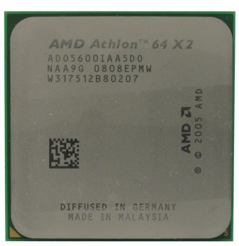 Процессор AMD ATHLON-64 X2 5600+ (ADO5600) 1Мб/ 2000МГц Socket AM2