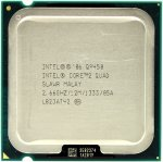 Процессор Intel Core 2 Quad Q9450 2.66 ГГц/ 12Мб/ 1333МГц 775-LGA