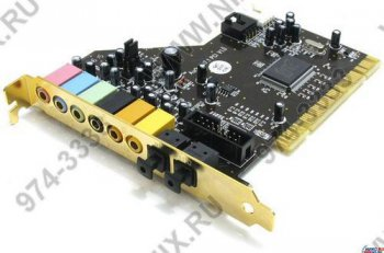 Звуковая карта PCI Terratec Aureon 7.1 PCI (RTL) SPDIF Optical In/Out