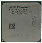 Процессор AMD Phenom X4 9750 (HD9750W) 2+2Мб/ 3600МГц Socket AM2+