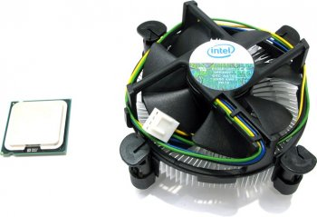 Процессор Intel Core 2 Duo E7400 BOX 2.8 ГГц/ 3Мб/ 1066МГц 775-LGA