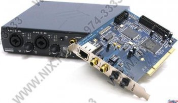 Звуковая карта Creative Professional E-MU 1616M PCI (RTL) Analog 4In/6Out, Digital 2In/Out, MIDI 2In/Out, 24Bit/192kHz