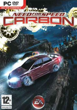 Компьютерная игра Need for Speed Carbon (Classic) [PC-DVD, Jewel]