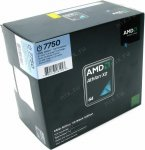 Процессор AMD ATHLON X2 7750 BOX Black Edition (AD775Z) 1+2Мб/ 3600МГц Socket AM2+