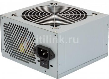 Блок питания LinkWorld ATX 350W Mode-6 24pin 12cm Fan I/O switch power cord RTL