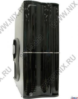 Корпус Miditower Thermaltake <VG6400BNSE> Black Soprano RS 100 ATX 400W (24+4пин)
