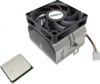 Процессор AMD ATHLON X2 5050e BOX (ADH5050) 2.6 ГГц/ 1Мб/ 2000МГц Socket AM2