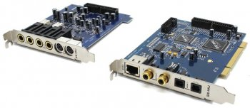 Звуковая карта Creative Professional E-MU 1212M (RTL) PCI, Analog In/Out, Dig 2In/2Out, MIDI In/Out, 24Bit/192kHz