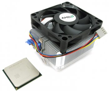 Процессор AMD Phenom II X4 810 BOX (HDX810W) 2.6 ГГц/ 2+4Мб/4000 МГц Socket AM3
