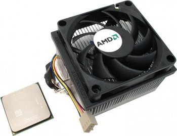 Процессор AMD ATHLON X2 7850 BOX Black Edition (AD785ZW) 1+2Мб/ 3600МГц Socket AM2+