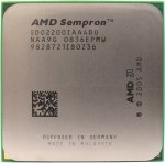Процессор AMD SEMPRON X2 2200 (SDO2200) 2.0 ГГц/ 512K/ 800МГц Socket AM2