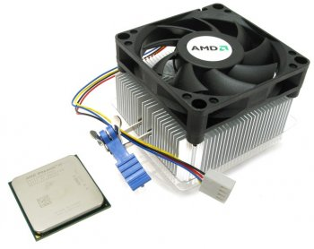 Процессор AMD Phenom II X3 720 BOX Black Edition (HDZ720W) 2.8 ГГц/ 1.5+6Мб/4000 МГц Socket AM3