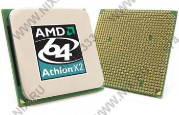 Процессор AMD ATHLON-64 X2 5600+ (ADA5600) 2.9 ГГц/ 1Мб/ 2000МГц Socket AM2