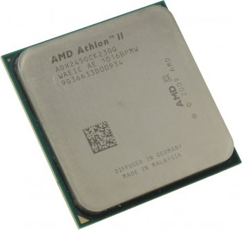 Процессор AMD ATHLON II X2 245 (ADX245O/AD245EH) 2.9 ГГц/ 2Мб/ 4000МГцSocket AM3
