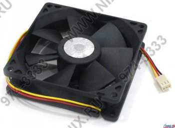 DC FAN 9x9х2.5см CoolerMaster <R4-S9S-19AK-GP> Standard Fan 90mm ST1 (SMART, 92x92x25mm, 20.8дБ, 1900об/мин)