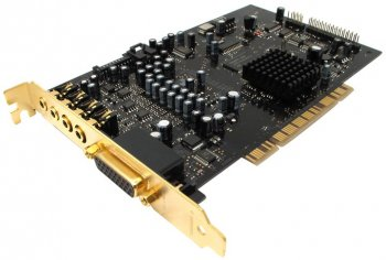 Звуковая карта Creative X-Fi XtremeMusic (OEM) PCI, 0460