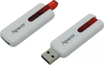 Накопитель USB Apacer Handy Steno <AH326> USB2.0 Flash Drive 8GB (RTL)