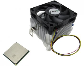 Процессор AMD ATHLON II X3 435 BOX (ADX435W) 2.9 ГГц/ 1.5Мб/ 4000МГцSocket AM3