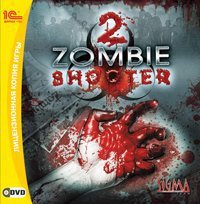 Компьютерная игра Zombie Shooter 2 DVD