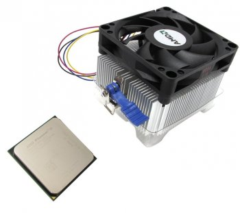 Процессор AMD Phenom II X4 925 BOX (HDX925W) 2.8 ГГц/ 2+6Мб/4000 МГц Socket AM3