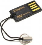 Картридер Kingston <FCR-MRG2> USB microSDHC Card Reader/Writer