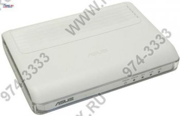 Модем ASUS <AM602-Annex A> ADSL2+ Combo Router + модем (RTL) (1UTP 10/100Mbps, USB)