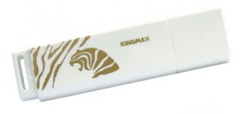 Накопитель USB Kingmax 2Gb PD07 White 2010 Tiger Version