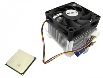 Процессор AMD ATHLON II X4 635 BOX (ADX635W) 2.9 ГГц/ 2 Мб/ 4000 МГцSocket AM3