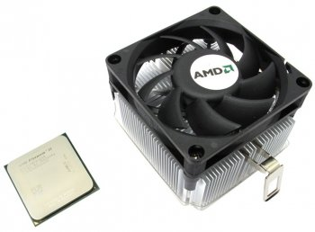 Процессор AMD Phenom II X2 555 BOX Black Edition (HDZ555W) 3.2 ГГц/1+6 Мб/ 4000 МГц Socket AM3