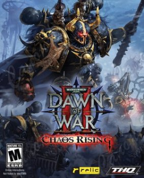 Компьютерная игра DAWN OF WAR: CHAOS RISING (Jewel)